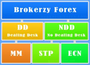 perbedaan broker ecn dan stp