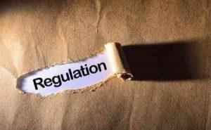 broker teregulasi nasional dan internasional