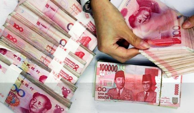 yuan dan rupiah menguat
