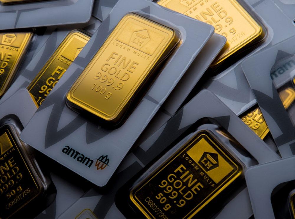 harga emas bersinar