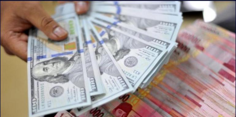 dollar kembali melemah