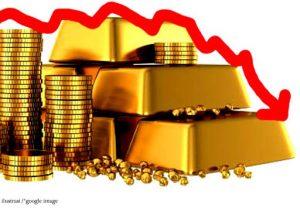 GOLD TURUN