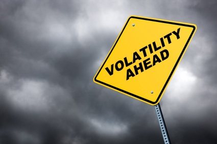 volatility forex