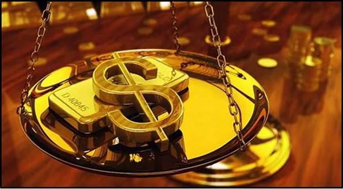 dolar turun emas naik
