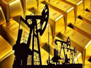 harga gold dan minyak